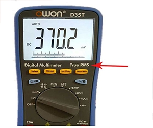 True RMS در مولتی متر ها چیست؟