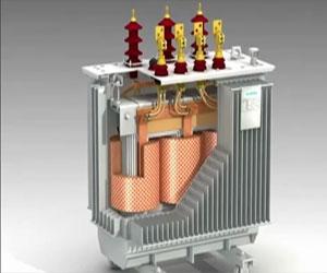 ساختار داخلی ترانس روغنی