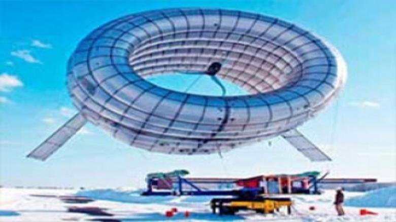 توربین بادی بالنی یا هوابرد ( Airborne )