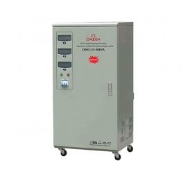 استابلایزر سه فاز نیمه صنعتی سروو موتوری OMG-33-30Kva